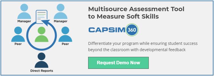 Capsim360 Request Demo