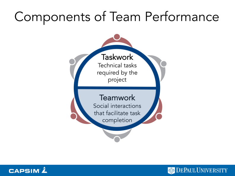 Components of Team Performance
