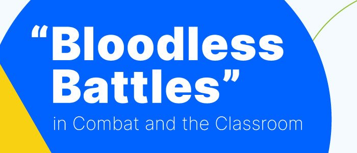 """""""Bloodless Battles"""" - The Unlikely Inspiration Behind One Business Instructor's Teaching Philosophy"""
