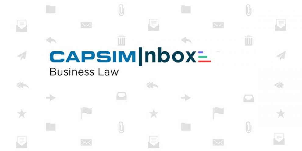 Introducing a New Microsimulation to Make Business Law Courses Experiential