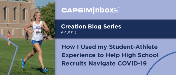 How I Used my Student-Athlete Experience to Help High School Recruits Navigate COVID-19