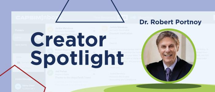 Creator Spotlight: Dr. Robert Portnoy on Building an Inbox Simulation for Real-World HR Learning