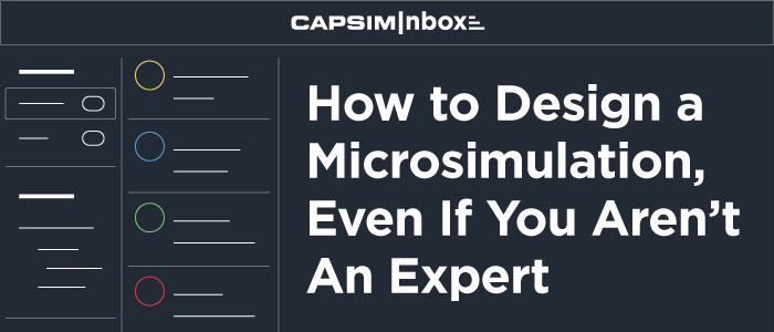 How to Design a Microsimulation, Even If You Aren't An Expert