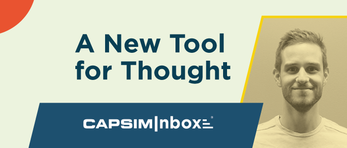 A New Tool for Thought