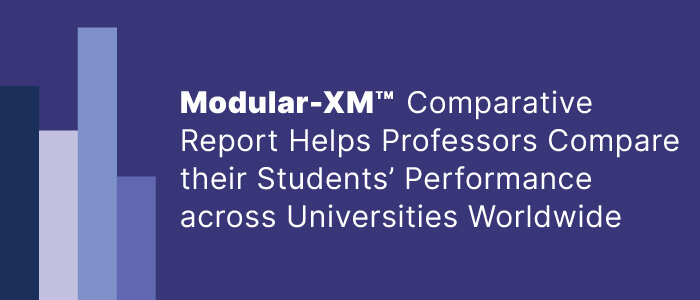 Modular-XM™ Comparative Report Update