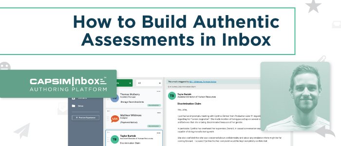How to Build Authentic Assessments in Inbox