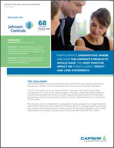 Case Study: Johnson Controls
